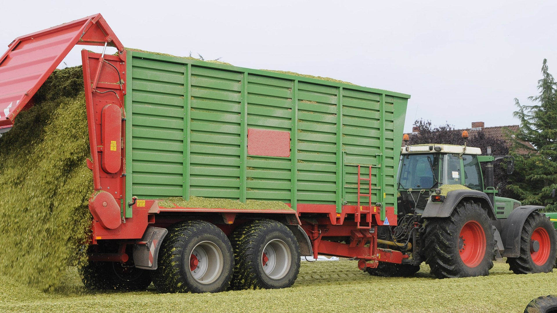 Silage and haylage programme